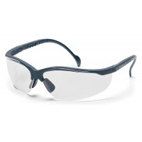 Clear Lens with Slate Gray Frame