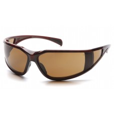 Coffee Anti-Fog Lens with Tortoise Shell Frame