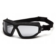 Light Gray H2MAX Anti-Fog Lens with Black Strap