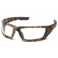 Clear Anti-Fog Lens with Camo Frame
