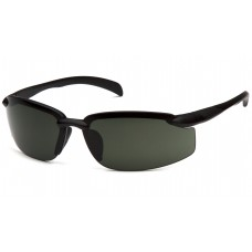 Forest Gray Lens with Black Frame