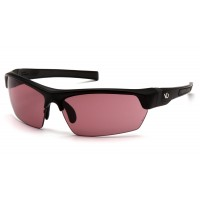 Vermilion Anti-Fog Lens with Black/Gray Frame