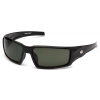 Forest Gray Polarized Lens with Black Frame