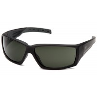 Forest H2X Gray Anti-Fog Lens with Black Frame
