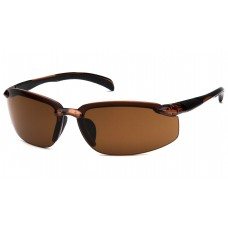 Bronze Lens with Brown Frame