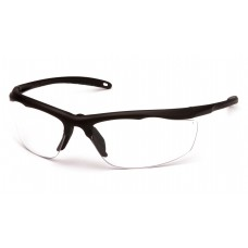 Clear Anti-Fog Lens with Bronze Frame