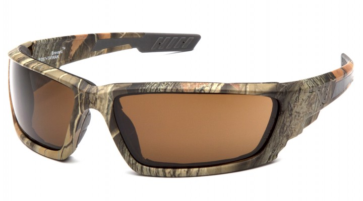 Bronze Anti-Fog Lens with Camo Frame