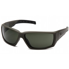 Forest H2X Gray Anti-Fog Lens with OD Green Frame