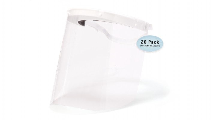 Polycarbonate Medical Replacement Shield