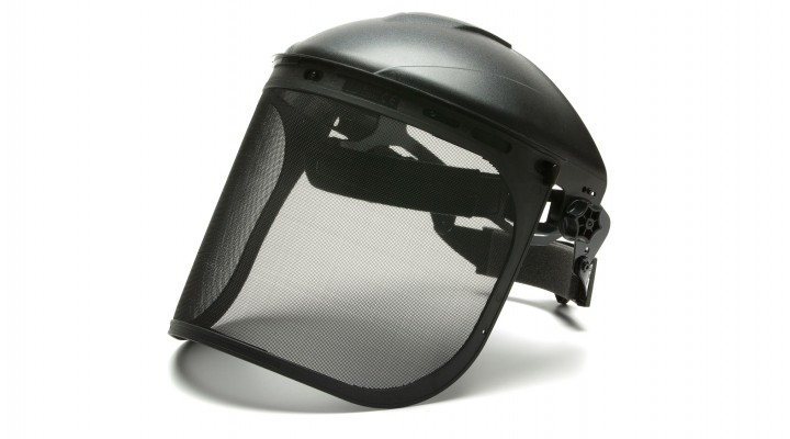 Steel Wire Mesh Face Shield