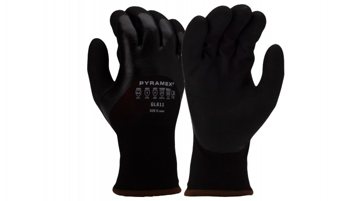 Insulated Dipped Glove  (GL611 Series)