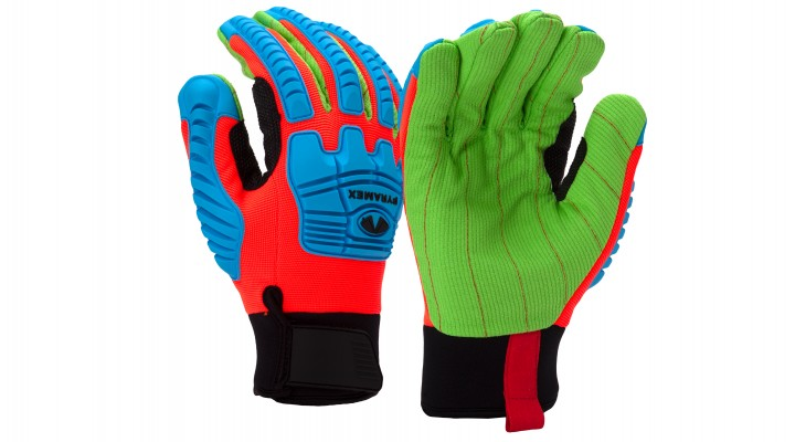 Insulated Corded Cotton Glove  (GL804C Series)