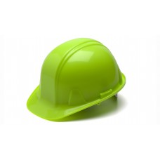 Hi Vis Lime Cap Style 4-Point Snap Lock