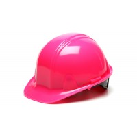 Hi Vis Pink Cap Style 4-Point Ratchet