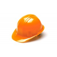 Hi Vis Orange Cap Style 6-Point Ratchet