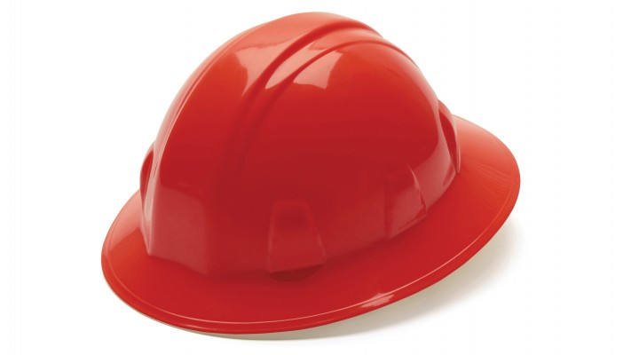 SL Series Full Brim Hard Hat