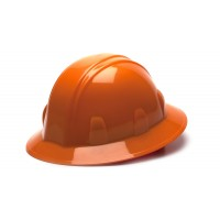 Orange Full Brim Style 6-Point Ratchet