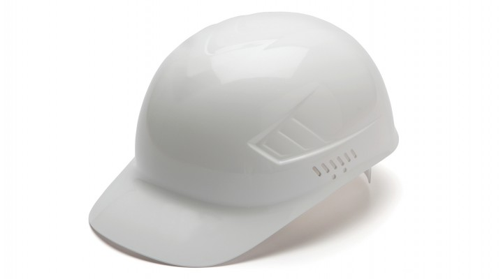White Bump Cap 4-Point Glide Lock