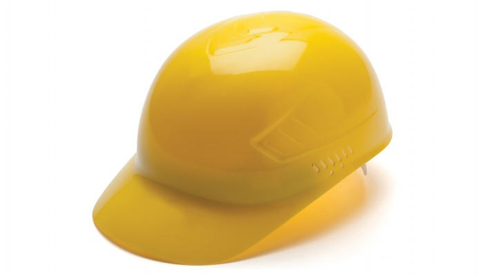 Yellow Bump Cap 4-Point Glide Lock