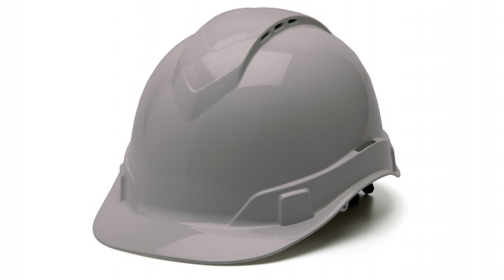 Gray Cap Style 4-Point Vented Ratchet