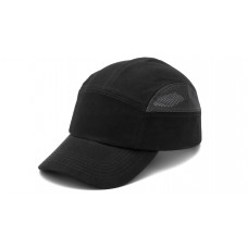 Black & Gray Baseball Bump Cap