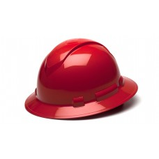 Red Full Brim Style 4-Point Standard Ratchet