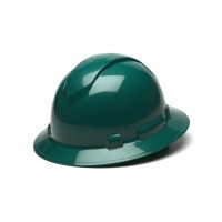Green Full Brim Style 6-Point Standard Ratchet