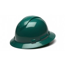 Green Full Brim Style 4-Point Standard Ratchet