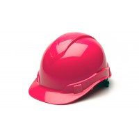 Hi-vis Pink Cap Style 4-Point Standard Ratchet