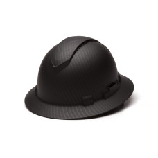 Graphite Pattern Full Brim Style 4-Point Vented Ratchet