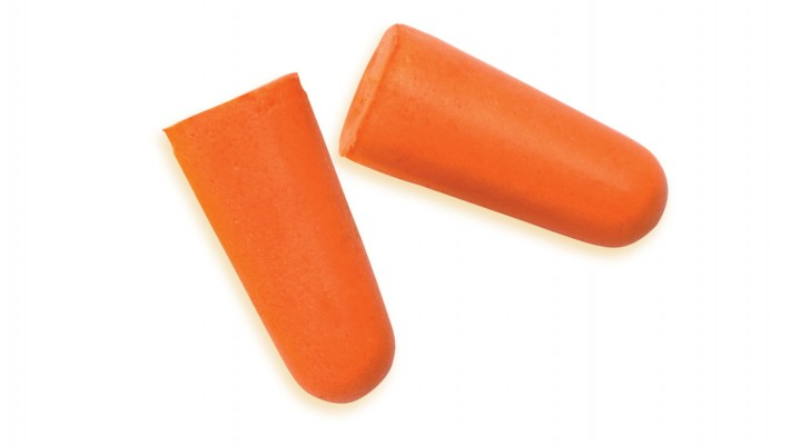 Disposable Uncorded Earplugs