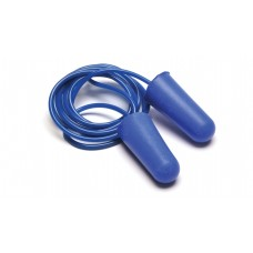 Metal Detectable Disposable Corded Earplugs