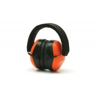 Hi-Vis Orange Earmuff