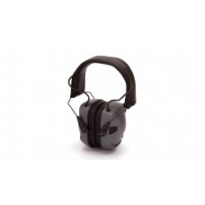 Electronic Earmuff with Bluetooth - Urban Gray