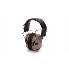 Electronic Earmuff with Bluetooth - Desert Tan