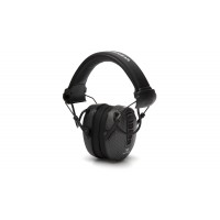 Electronic Earmuff - Black Graphite Pattern