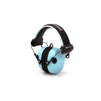 Electronic Earmuff - Powder Blue