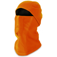 Non-Rated Hi-vis Orange Balaclava