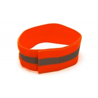 Reflective Arm Band - Hi-vis Orange