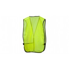 Non-Rated Value Vest - Hi-vis Lime