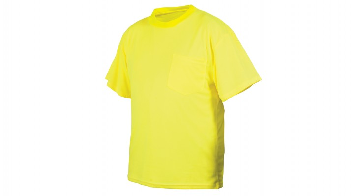 Non-rated Hi-Vis Lime T-Shirt