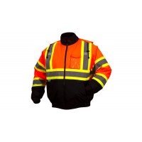 Hi-Vis Orange Jacket