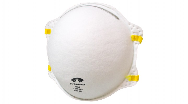 N95 Particulate Respirator - Retail Pack