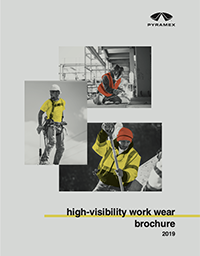 High Visibility Work Wear Brochure 2019