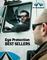 Eye Protection Best Sellers Brochure