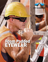 Foam Padded Eyewear Brochure