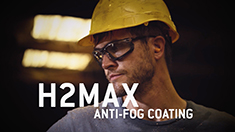 Pyramex H2Max Anti-Fog Technology