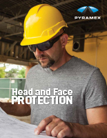 Head and Face Protection Brochure