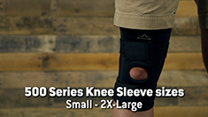 Pyramex Knee Sleeves 500 Series